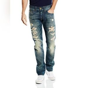 True Religion Geno Relaxed Slim, CQKM, 34